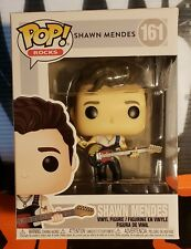 2020 Funko Pop! Rocks * Shawn Mendes * Vinyl Figure #161
