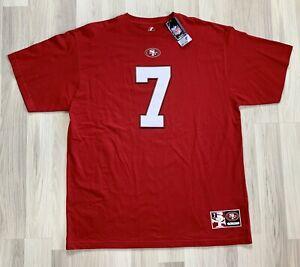 NEW. Colin Kaepernick San Francisco 49ers T-shirt. Size 2XL Tall. New w/tags