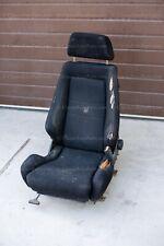 Recaro sport seat for BMW e30 coupe convertible D&W VW Mercedes Porsche USED