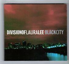 (HA60) Division Of Laura Lee, Black City - 2002 CD
