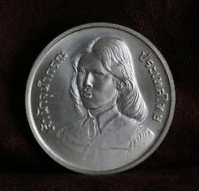 1979 Thailand 300 Baht Silver Coin Princess Chulabhorn Graduation Rama IX Thai