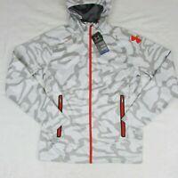 Under Armour Combine Men's Training Jacket Arctic Snow Camo 1249063 100 Large