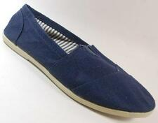 NEW Womens SODA OBJECT NAVY Flats Slip On Fashion Loafers  Shoes sz 7
