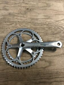 Shimano 600 FC-6400 Carretera Bicicleta Pedalier 53 / 42t 172.5mm 130bcd Derecho