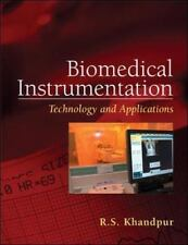 Biomedical Instrumentation : Technology and Applications by R. S. Khandpur...