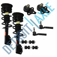 NEW 8 pc Complete Front Quick Strut Suspension Kit for Chevy and Pontiac