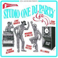 SOUL JAZZ RECORDS PRESENTS/STUDIO ONE DJ PARTY  2 VINYL LP + MP3 NEU