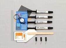 LCA TM White Tones Light Cure Acrylic DIY Surface Repair Kit for Marble Granit