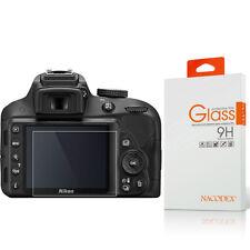 Nacodex HD Tempered Glass Screen Protector For Nikon D3400 D3200 D3300
