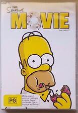 The Simpsons Movie (Matt Groening) DVD (Region 4)