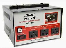 Panther AC Automatic Voltage Regulator PVR 1500 Watts 110V 220V Output ~ryokan