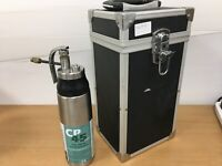 Cryoproducts CP45 LN2 Plus Spray bottle Jet Dispenser 45cl Spray with Carry Case