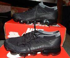 Nike Air Vapormax Flyknit 3 Black Mens size 8