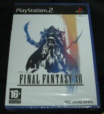 FINAL FANTASY XII PS2 PRECINTADO NUEVO