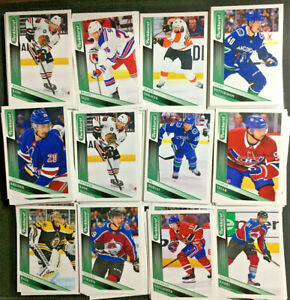 2019-20 PARKHURST HOCKEY CARDS (YOU PICK FROM LIST) MCDAVID AND OTHERS (1-220)