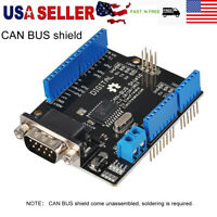 MCP2515 Can Bus Shield Board SPI interface CAN transceiver For Arduino US