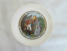 """Wedgwood 1972 Children's Stories: The Tinder Box Collector Plate 6"""""""
