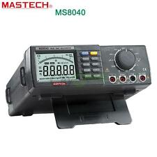 MASTECH MS8040 22000 Counts Auto Ranging Top Digital Multimeter AC Voltage DMM