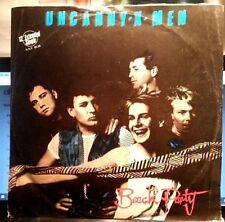 Very Good (VG) Rock Single 33 RPM Vinyl Music Records