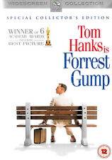 Forrest Gump 2 Disc Special Collectors Edition 1994 DVD