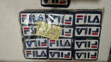 Fila Embroidered Patch - Iron or Sew On. Made In The Usa