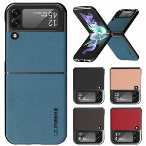 For Samsung Galaxy Z Flip 3 5G Ultra Thin Shockproof Matte Slim Case Lens Cover