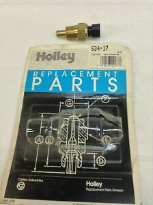 ENGINE COOLANT TEMPERATURE SENSOR HOLLEY 534-17