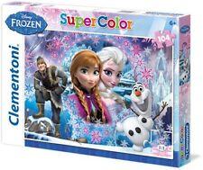 Clementoni Disney FROZEN Anna Elsa Die Eiskönigin PUZZLE 104 Teile