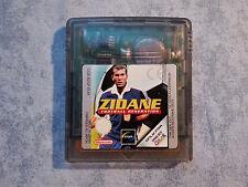 ZIDANE FOOTBALL GENERATION NINTENDO GAME BOY COLOR GBC, ADVANCE GBA PAL ITALIANO