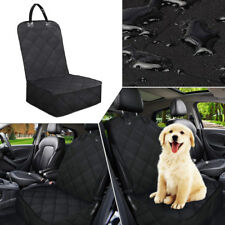 Car Seat Cover Pet Front Seat Cover Dog Nonslip Rubber Protector Mat WaterProof