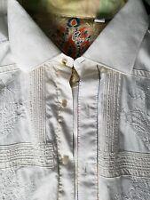 Robert Graham shirt geometric Limited Edition size 2XL