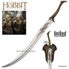The Hobbit - Mirkwood Infantry Sword w/ Plaque by United Cutlery UC3100 *NEW*