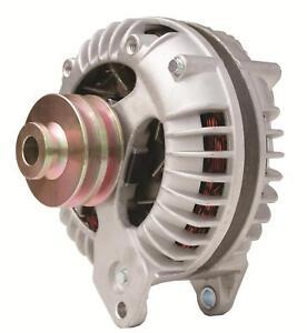 Powermaster 7019 Chrysler Round Back Alternator 95 Amp 2 groove V Pulley