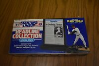 Starting Lineup Headline Collection Frank Thomas Chicago White Sox NEW SEALED