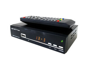 Digital Air HD TV Tuner With Recorder Function + HDMI/YPbPr/RCA A/V Output