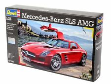Revell Mercedes SLS AMG 1:24 Model Kit - 07100