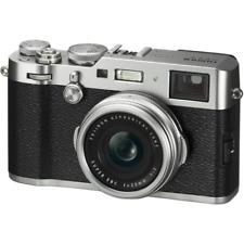 Fujifilm X100F Professional Digital Compact Camera: Silver: Refurbished