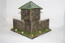 3206 Fort Booneesborough Eck-Palisade mit Turm, Wild West, zu 7cm Sammelfiguren,