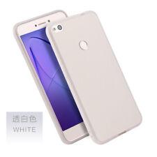 For Huawei P8 P9 Lite Mini 2017 360° Protect Slim Silicone Rubber TPU Cover Case