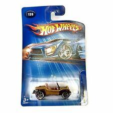 Hot Wheels Meyers Manx, #139, Gold, NEW