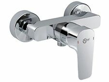 Ideal Standard Chrome Modern Wall Mounted Bathroom Taps