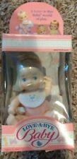 1987 Hasbro Love-a-Bye Baby Doll blonde ~ NIB
