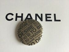 CHANEL Gabrielle Accessory Badge Brand New