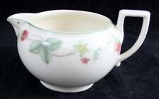 Wedgwood RASPBERRY Queen's Ware Creamer GREAT CONDITION