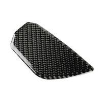 4pcs/set Carbon Fiber Interior Door Handle Bowl Cover For Honda Civic 10th 16-19