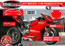 adesivi/Stickers kit DUCATI PANIGALE 1199 1299 S R FACTORY CORSE SBK TOP QUALITY