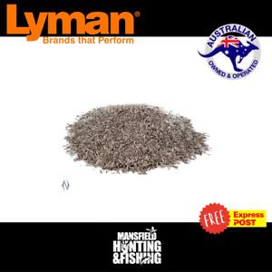 LYMAN STAINLESS STEEL TUMBLING MEDIA 5LBS - 304 STAINLESS STEEL- LY-RSSM