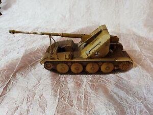 1:35 Scale Built German Waffentrager 8.8cm Pak 43 Self Propelled Gun