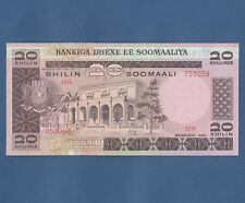 SOMALIA 20 Shillings 1980 UNC  P. 27