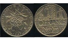 10 francs  mathieu  1987  TRANCHE  A      SUP   ( bis )